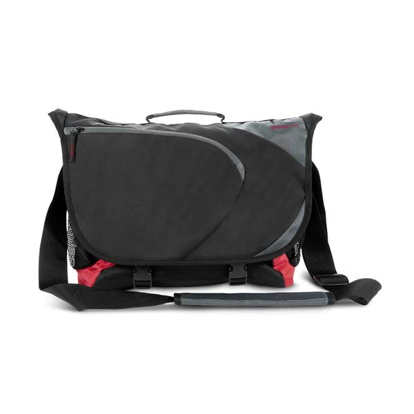 Transportná taška Speedlink 16.1''/40,9cm Ascopa messenger bag, core gaming, black-red