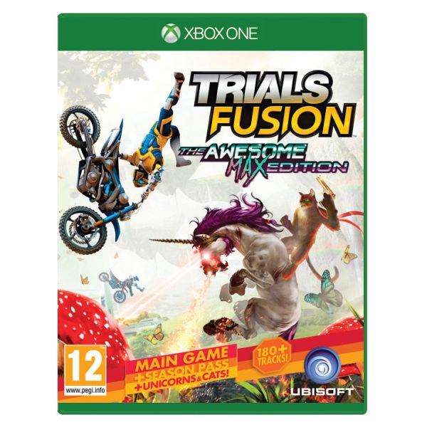 Trials Fusion (The Awesome Max Edition)