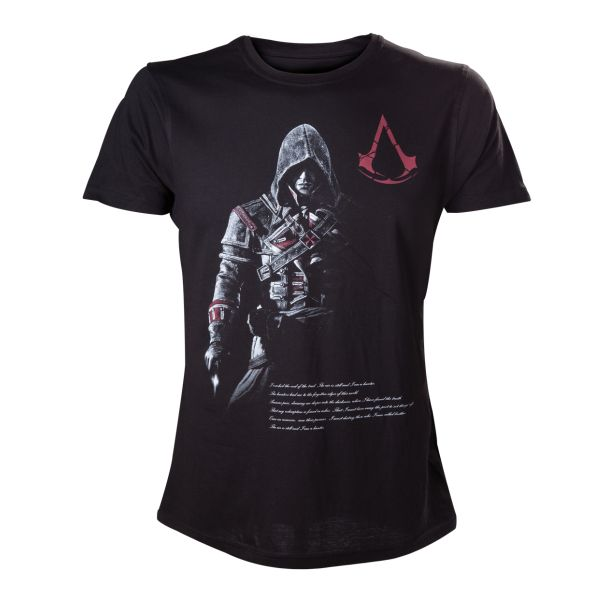 Trièko Assassin's Creed Rogue: Black Shay M