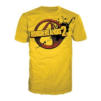 Trièko Borderlands 2 Logo XL