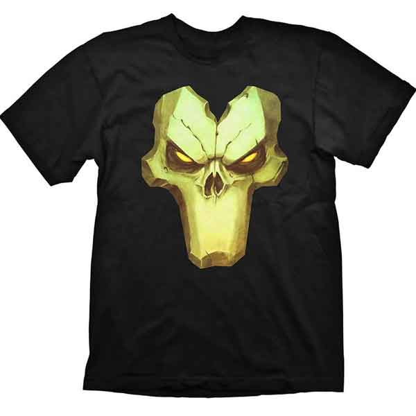 Trièko Darksiders Death Mask M