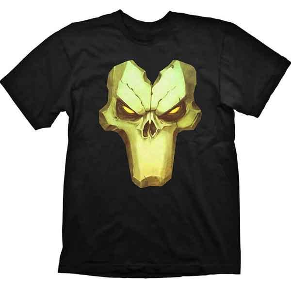 Trièko Darksiders Death Mask S