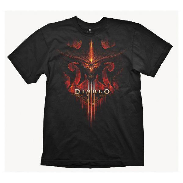 Trièko Diablo 3: Burning L