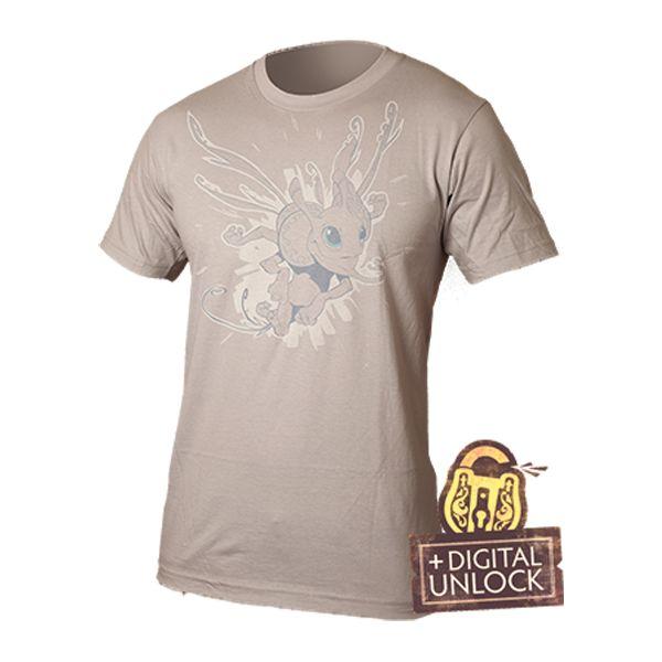 Tričko Dota 2 Puck L