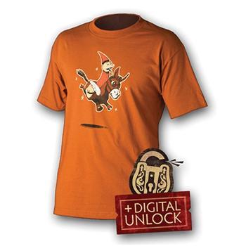 Tričko Dota 2 Wizard & Donkey S - OPENBOX (rozbalený tovar s plnou zárukou)