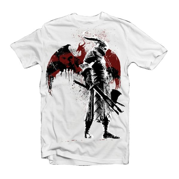 Tri�ko Dragon Age 2 Executioner, large