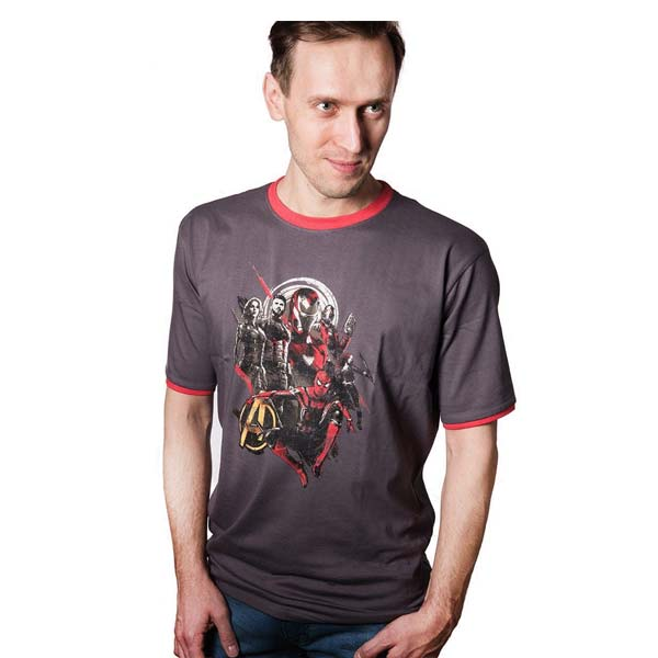 Tričko Marvel Infinity War Avengers M (Good Loot)