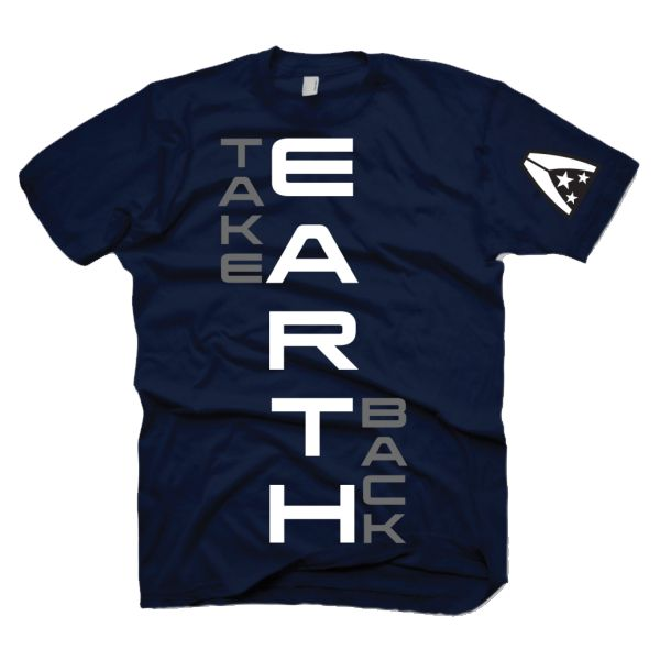 Tri�ko Mass Effect 3: Take Earth back, Xlarge