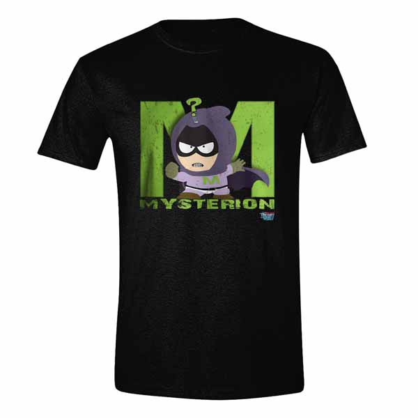 Tričko South Park - The Fractured But Whole Mysterion M