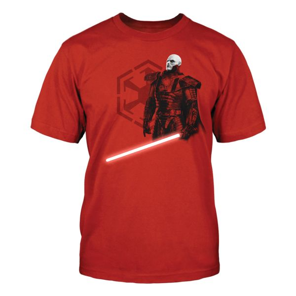 Tri�ko Star Wars The Old Republic: Darth Malgus, large