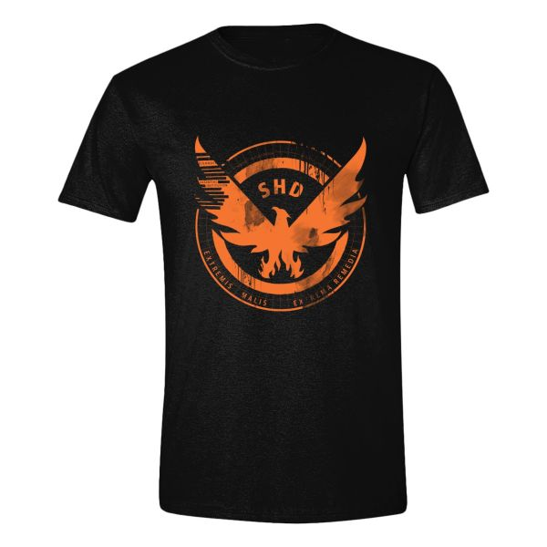 Tričko Tom Clancy's The Division: SHD Black Eagle M