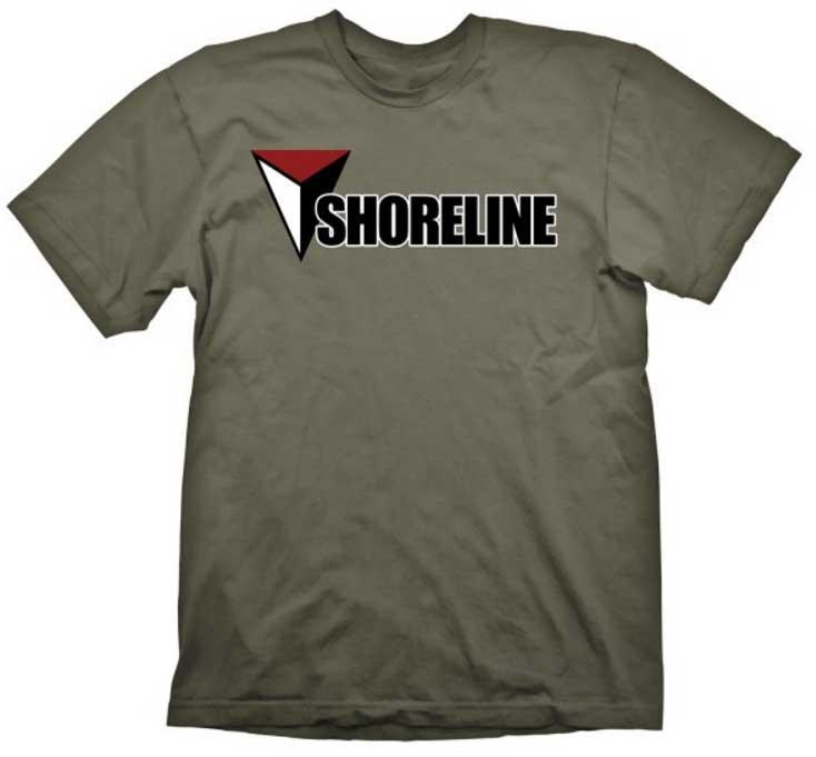 Tričko Uncharted 4 Shoreline M 4260144329924