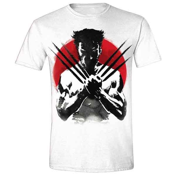 Trièko Wolverine Japan Art XL