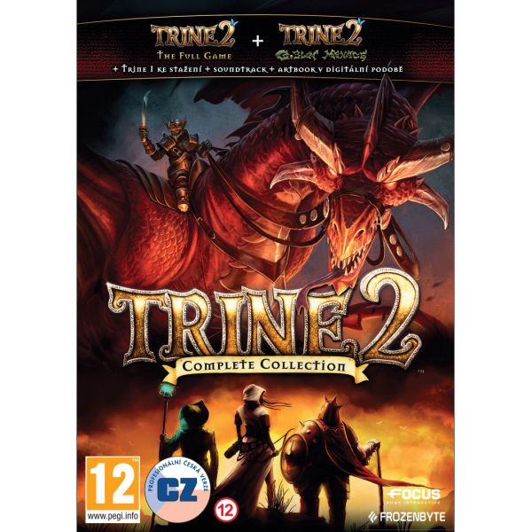 Trine 2 CZ (Complete Collection)