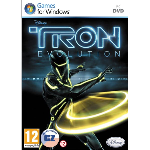 Tron: Evolution CZ PC