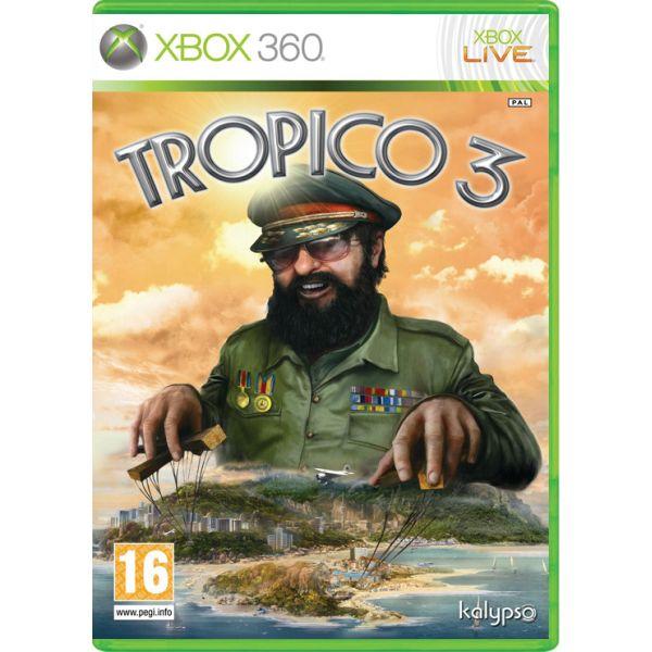 Tropico 3 [XBOX 360] - BAZÁR (použitý tovar)