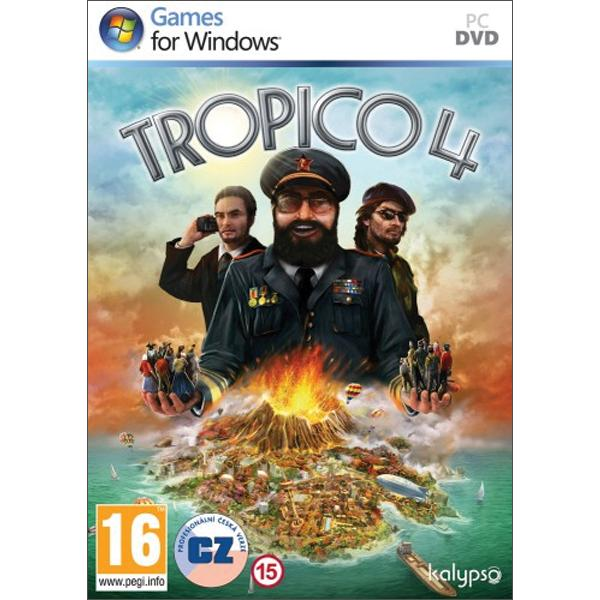 Tropico 4 CZ