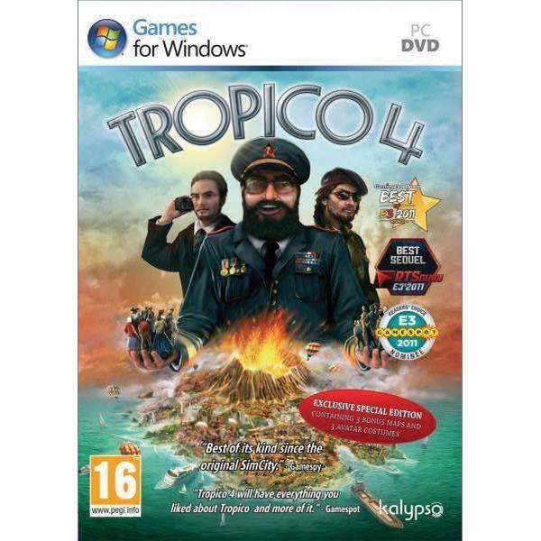 Tropico 4 (Exclusive Special Edition)