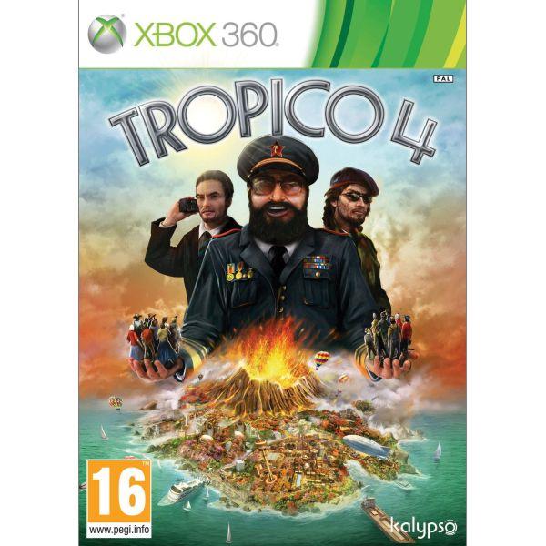 Tropico 4 [XBOX 360] - BAZÁR (použitý tovar)