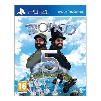 Tropico 5 [PS4] - BAZÁR (použitý tovar)