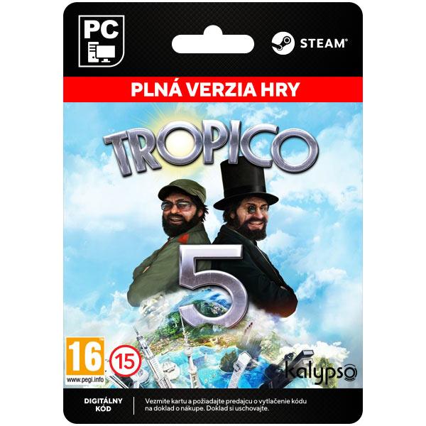 Tropico 5 [Steam]