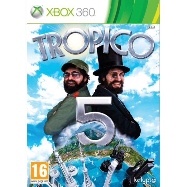 Tropico 5 [XBOX 360] - BAZÁR (použitý tovar)