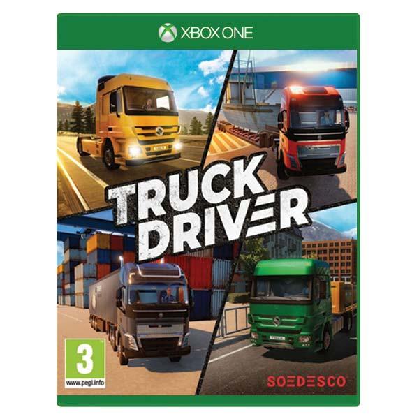 Truck Driver [XBOX ONE] - BAZÁR (použitý tovar)