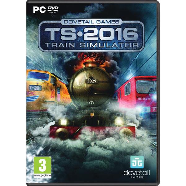TS 2016: Train Simulator