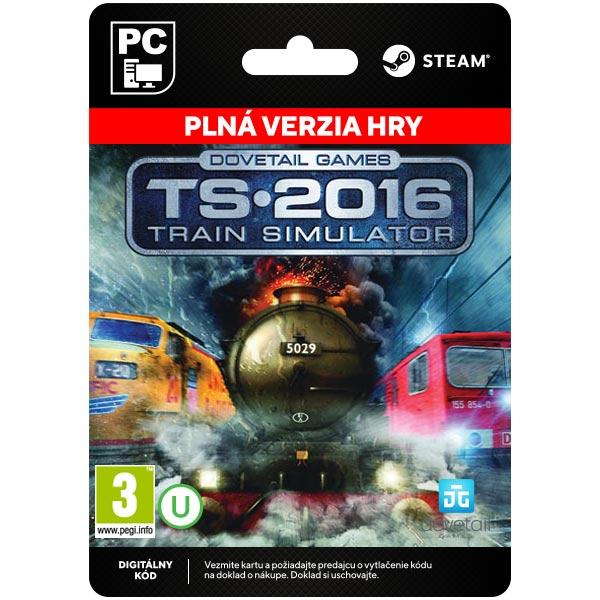 TS 2016: Train Simulator [Steam]