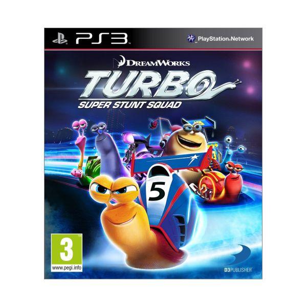 Turbo: Super Stunt Squad - PS3 - BAZÁR (použitý tovar)