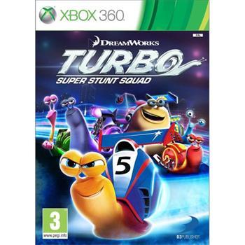 Turbo: Super Stunt Squad [XBOX 360] - BAZÁR (použitý tovar)