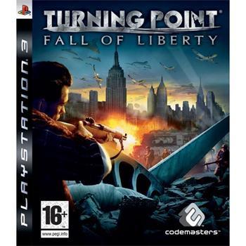 Turning Point: Fall of Liberty [PS3] - BAZÁR (použitý tovar)