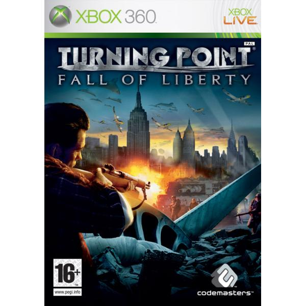 Turning Point: Fall of Liberty [XBOX 360] - BAZÁR (použitý tovar)