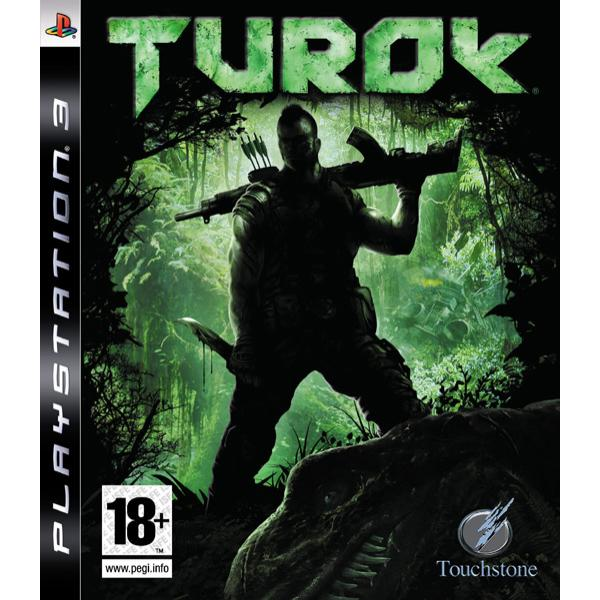 Turok [PS3] - BAZÁR (použitý tovar)