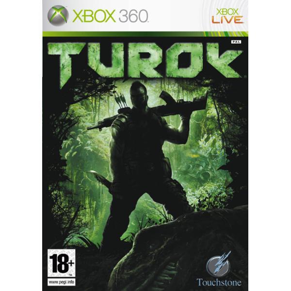 Turok [XBOX 360] - BAZÁR (použitý tovar)