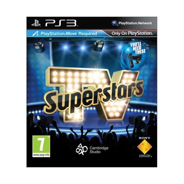 TV Superstars [PS3] - BAZÁR (použitý tovar)