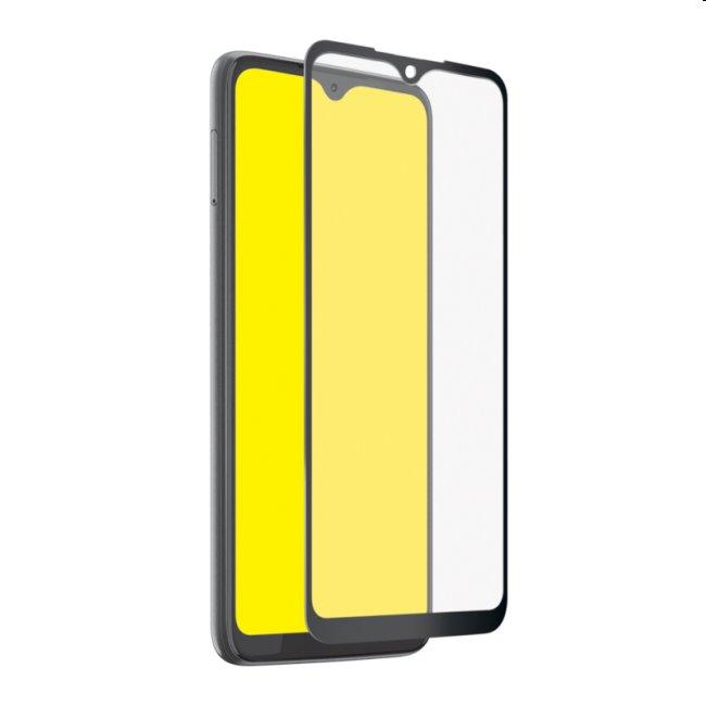 Tvrdené sklo SBS Full Cover pre Motorola Moto G30/G20/G10/G9 Play/E7 Plus/E7 Power, čierne