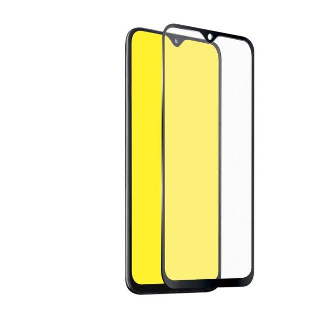 Tvrdené sklo SBS Full Cover pre Samsung Galaxy A41 - A415F čierne