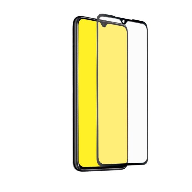 Tvrdené sklo SBS Full Cover pre Xiaomi Redmi Note 9 Pro, čierne