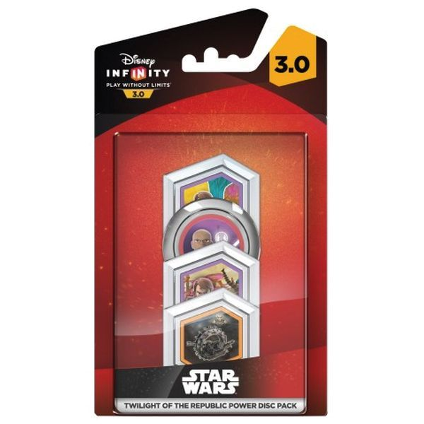 Twilight of the Republic Power Disc Pack (Disney Infinity 3.0: Play Without Limits)