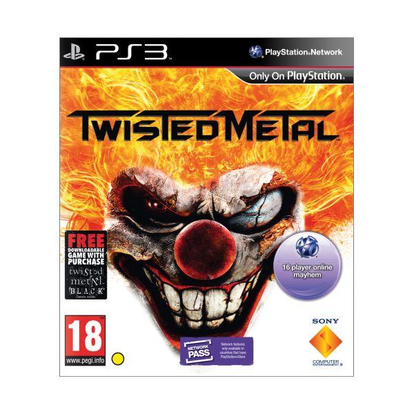 Twisted Metal [PS3] - BAZÁR (použitý tovar)