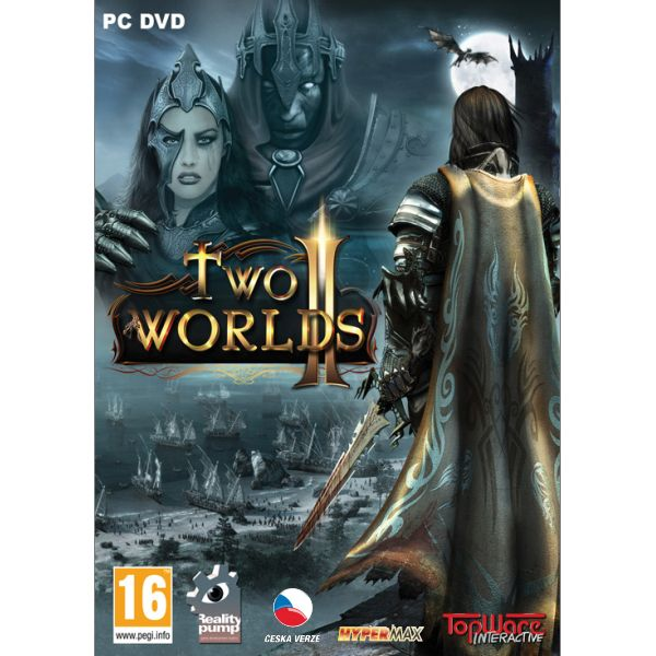 Two Worlds 2 CZ