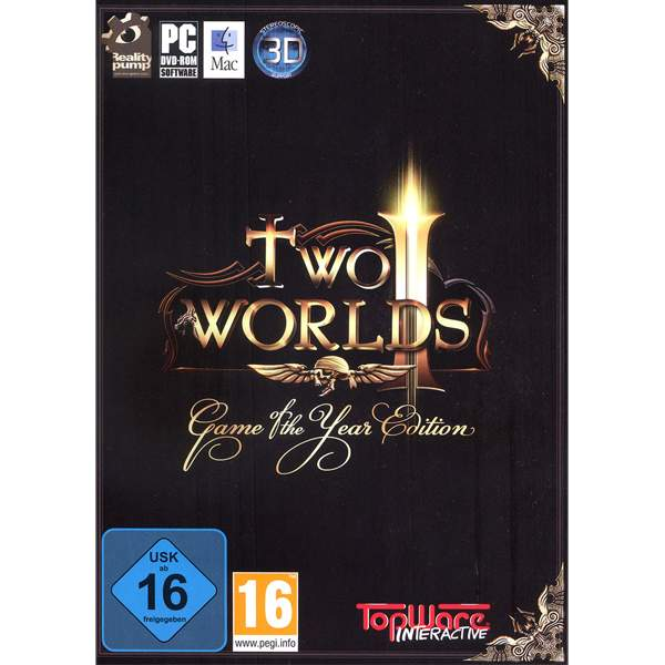 Two Worlds 2 CZ (Velvet Game of the Year Edition)