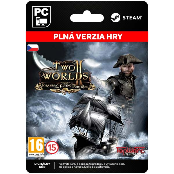 Two Worlds 2: Pirates of the Flying Fortress [Steam]