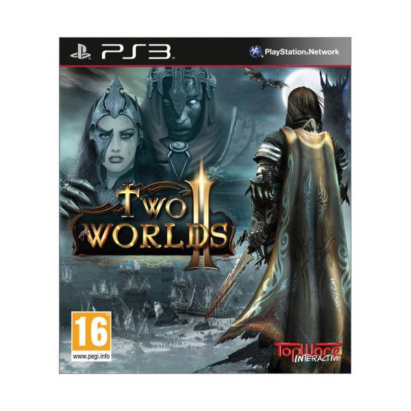 Two Worlds 2-PS3 - BAZÁR (použitý tovar)