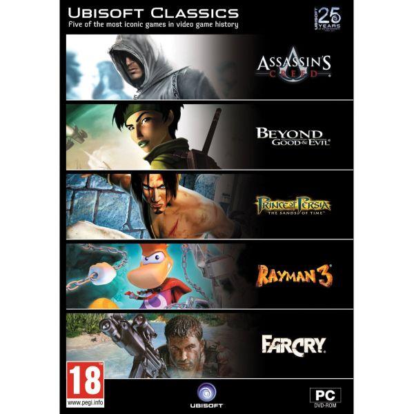 Ubisoft Classics 5 in 1 Games