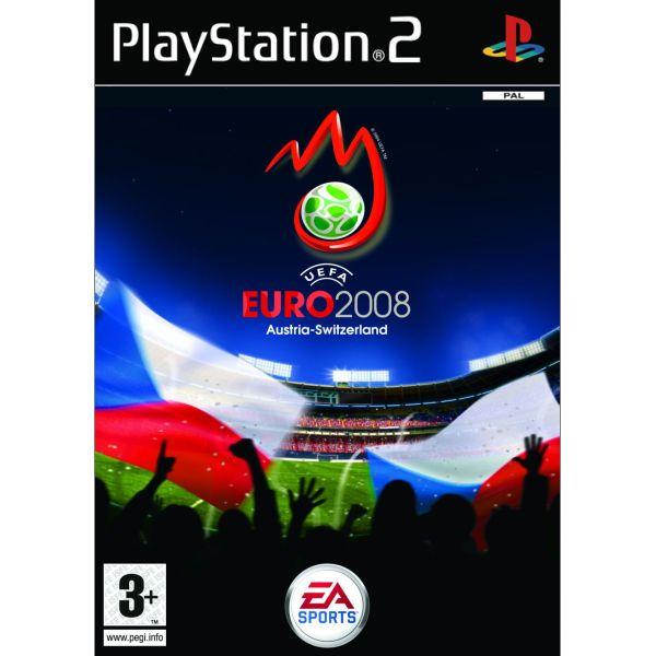 UEFA EURO 2008: Austria - Switzerland [PS2] - BAZÁR (použitý tovar)