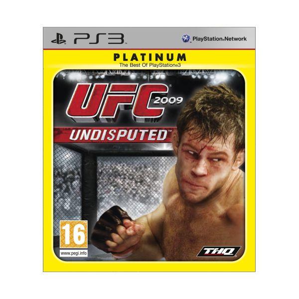 UFC 2009: Undisputed [PS3] - BAZÁR (použitý tovar)