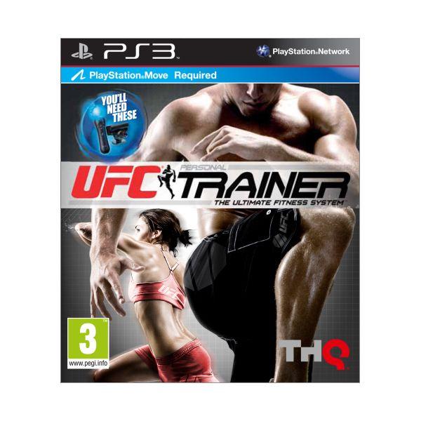 UFC Personal Trainer-PS3 - BAZÁR (použitý tovar)