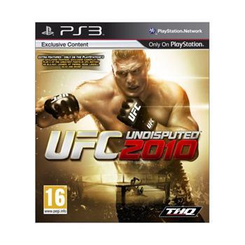 UFC Undisputed 2010 [PS3] - BAZÁR (použitý tovar)
